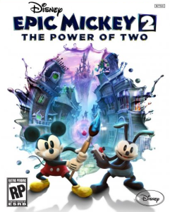 Epic Mickey 2: The Power of Two ROCKS!