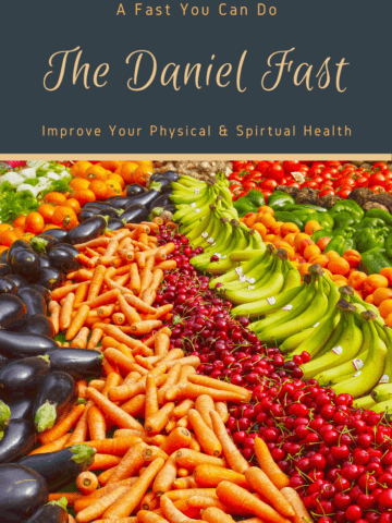 The Daniel Fast is a fast from certain types of foods many churches participate in around the first week of the new year.