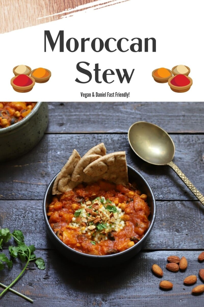 moroccan stew image on Pinterest