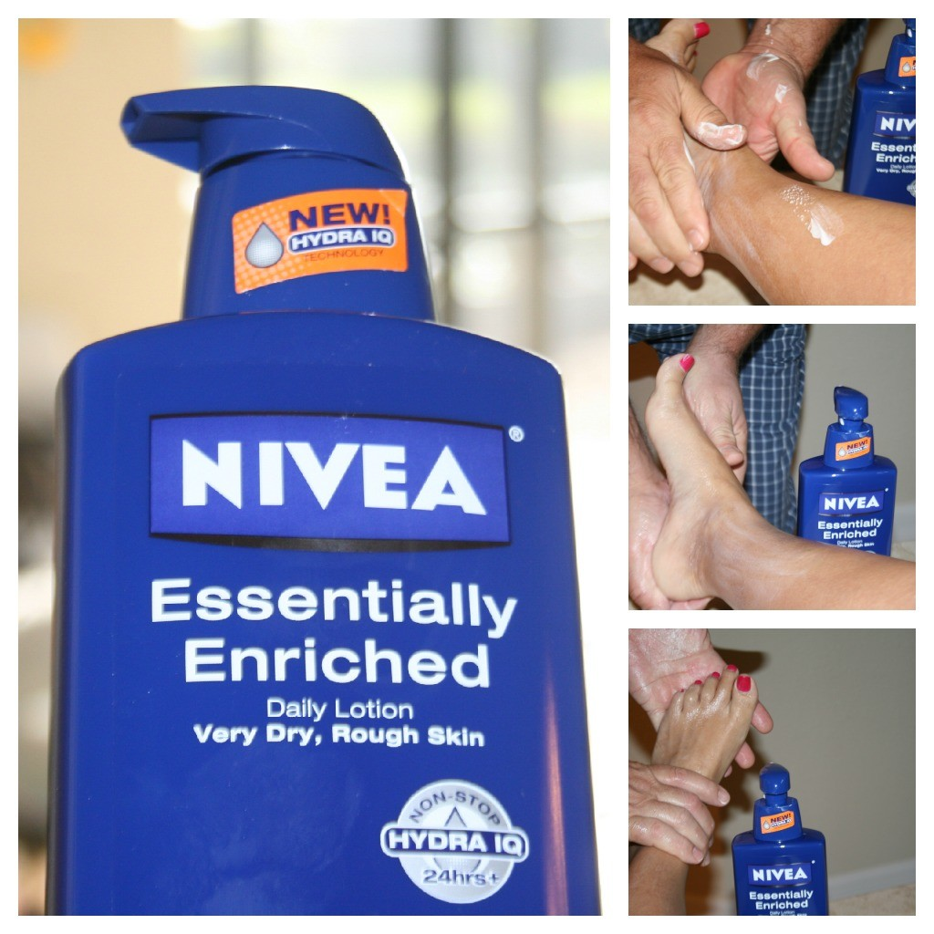 NIVEA Kelly collage