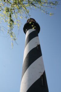 St. Augustine Lighthouse in St. Augustine, Florida
