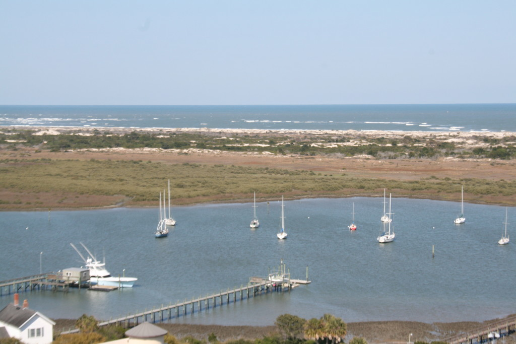 View from St. Augustine Lighthouse