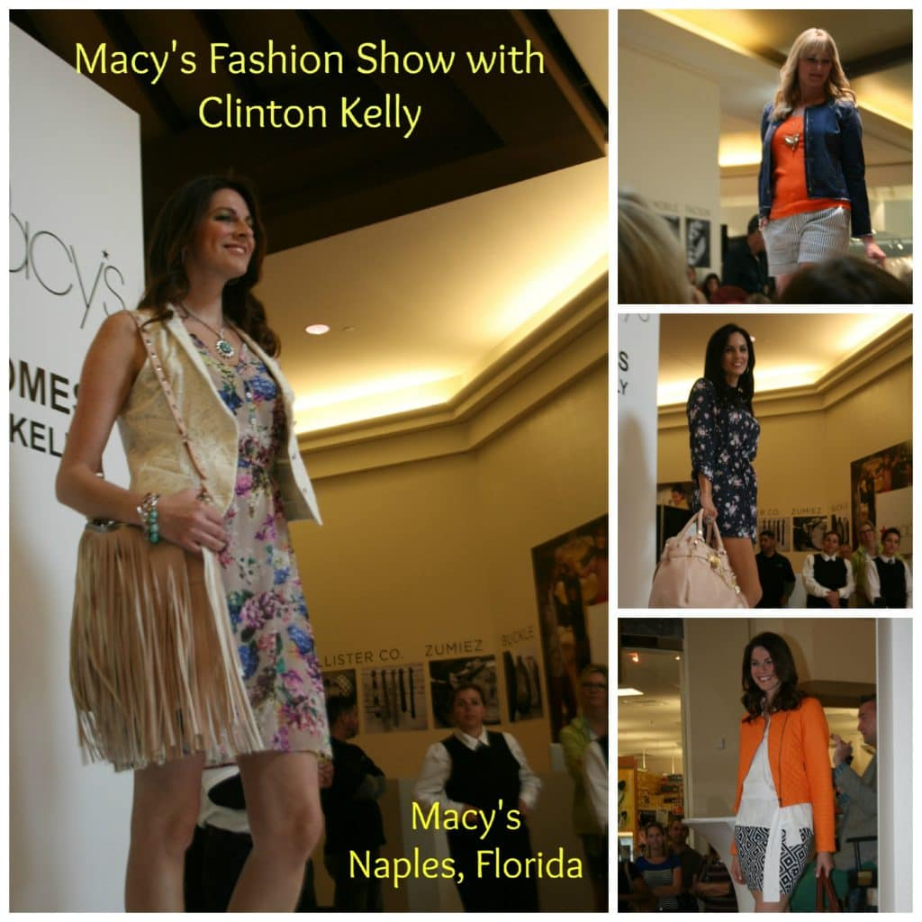Macys headline collage