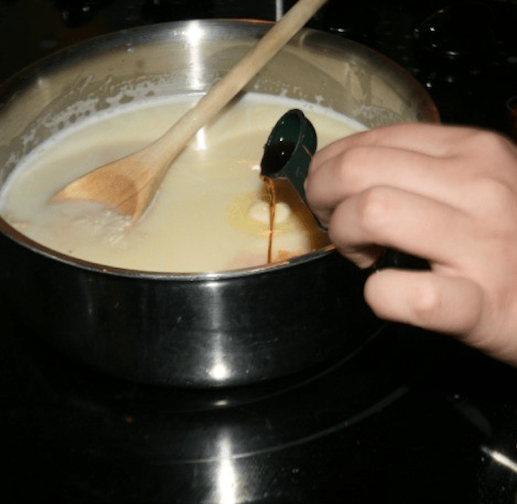 Your family will love this creamy rice pudding!