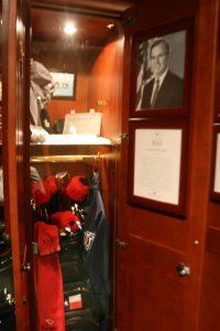 Hall of Fame Locker