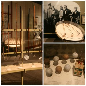 Golf Clubs through History