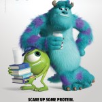 Monsters University Got Milk