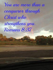 conqueror Romans 8:37