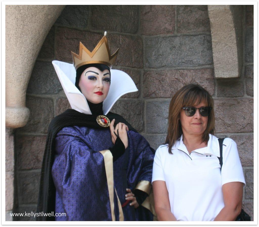Evil Queen & me