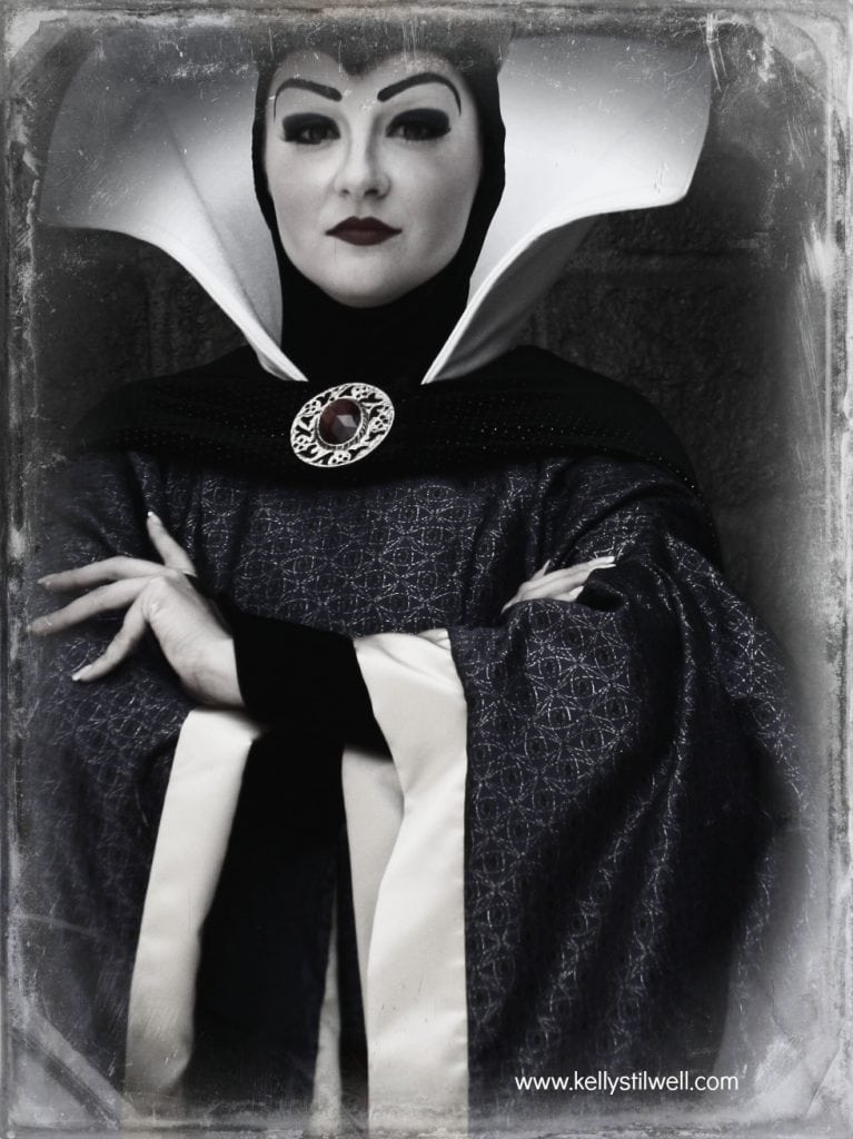 Evil Queen solo
