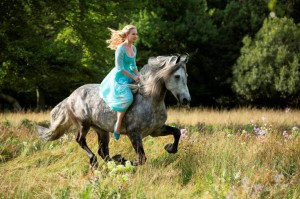 "Disney's Live Action ""Cinderella"" Begins Photography in London!"