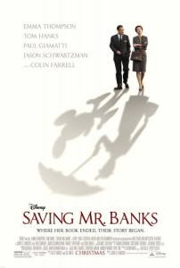 Saving Mr. Banks in Theaters this December!