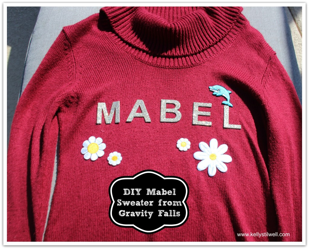 DIY Mabel