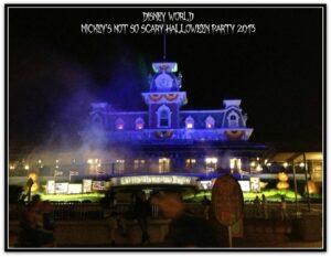 Disney not so scary
