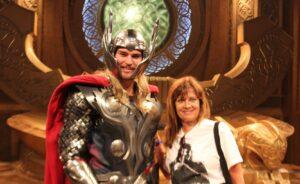 Thor Treasures of Asgard: A Must See in Disneyland! #ThorDarkWorldEvent