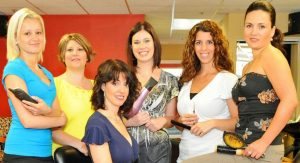 Inspirations Salon & Day Spa in Sarasota Florida Spoiled Me for the Red Carpet!
