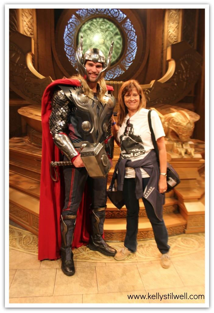 Disneyland Thor