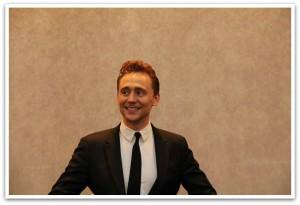 Chatting with Tom Hiddleston, Loki, Star of Thor: The Dark World  #ThorDarkWorldEvent