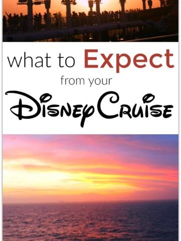 Our family has wanted to take a cruise for years, so going on a Disney Cruise for a 7-day Eastern Caribbean vacation was a dream-come-true.