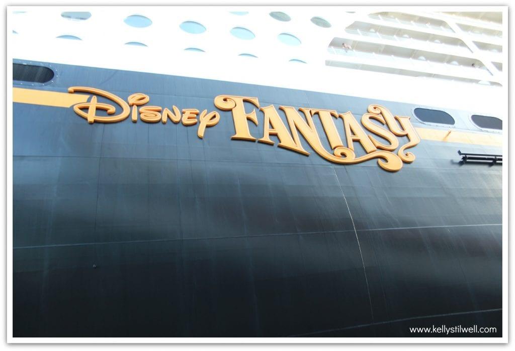disney fantasy cruise