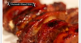 Guinness Glazed Ribs