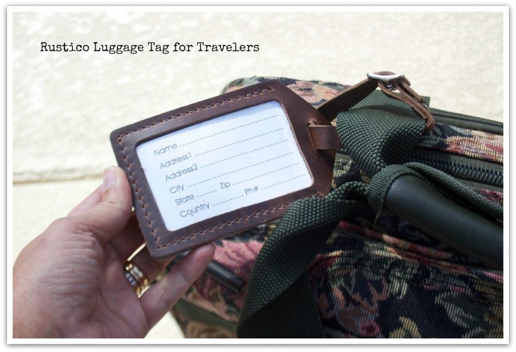 Rustico luggage