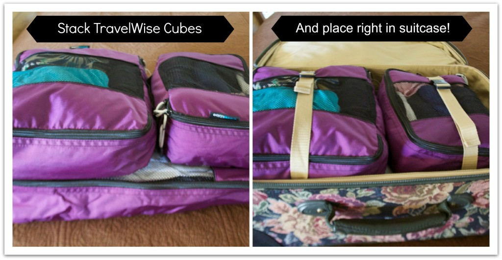 travel cubes