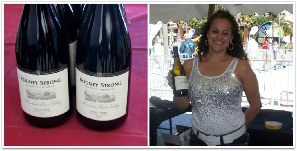 uncorked Rodney Strong