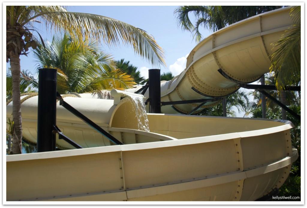 coqui water park el conquistador