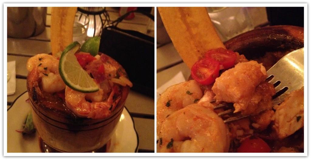la estacion shrimp
