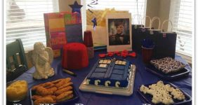 Dr Who birthday