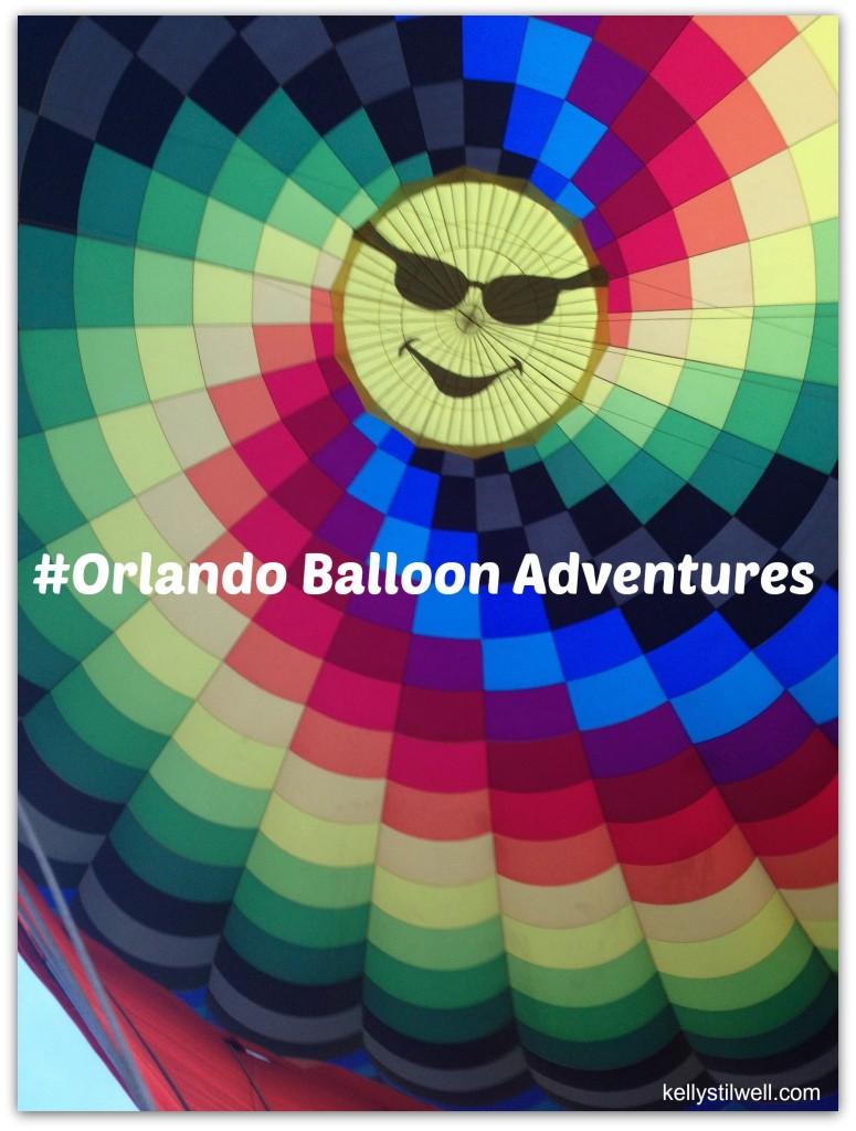 orlando balloon