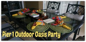 pier 1 outdoor oasis party