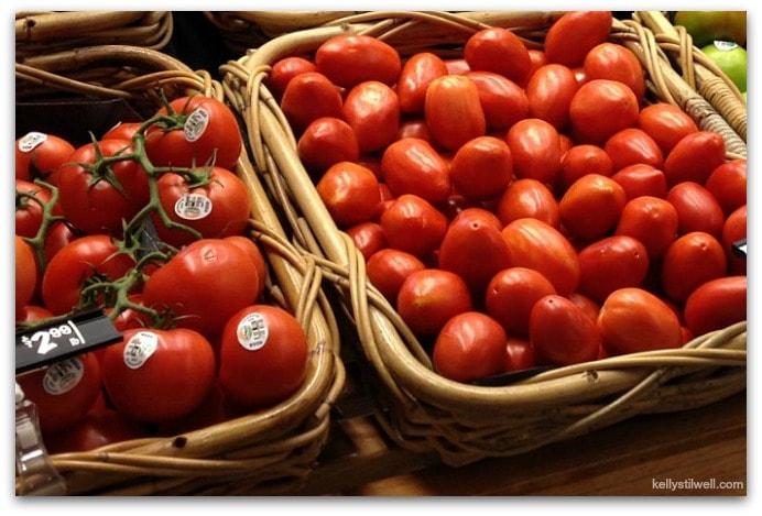 winn dixie tomatoes in store