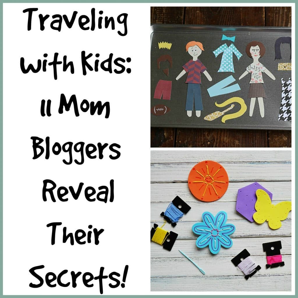 Traveling with kids-secrets