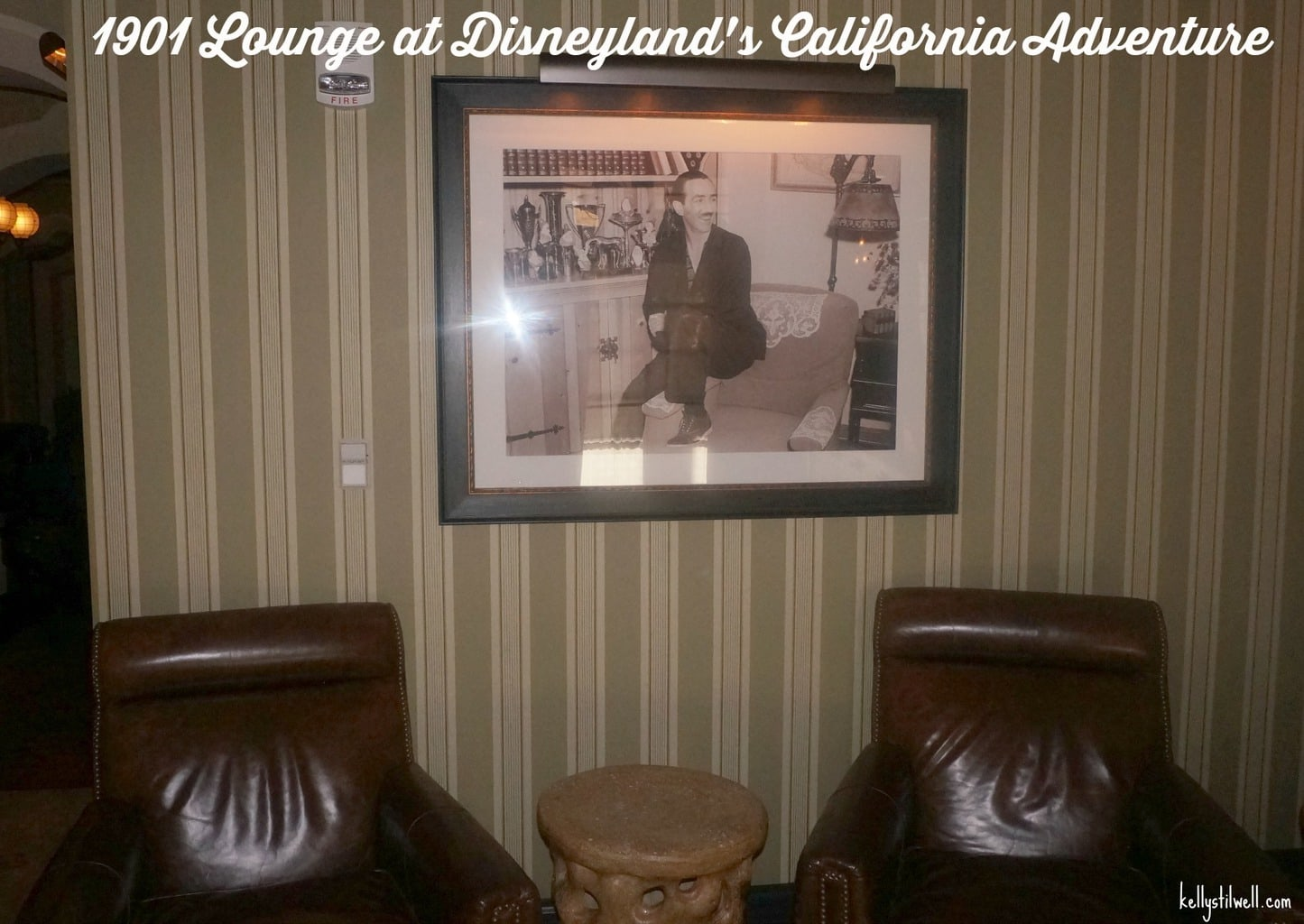 Disney's 1901 Lounge 3