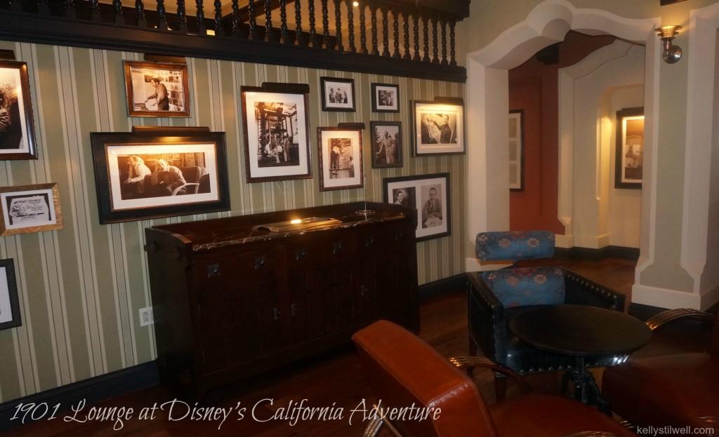 Disney's 1901 lounge