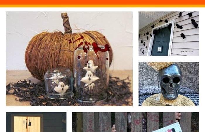 10 Freaky Halloween Crafts