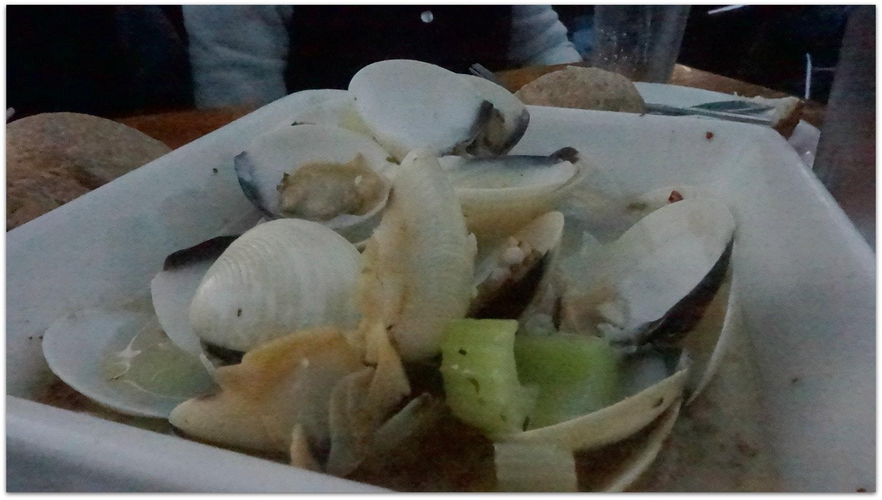 Schooners clams