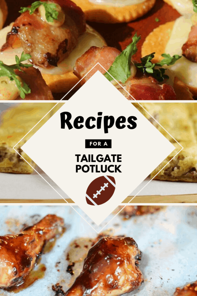 Who's ready for some football tailgate recipes? These are perfect for sharing anytime of year!