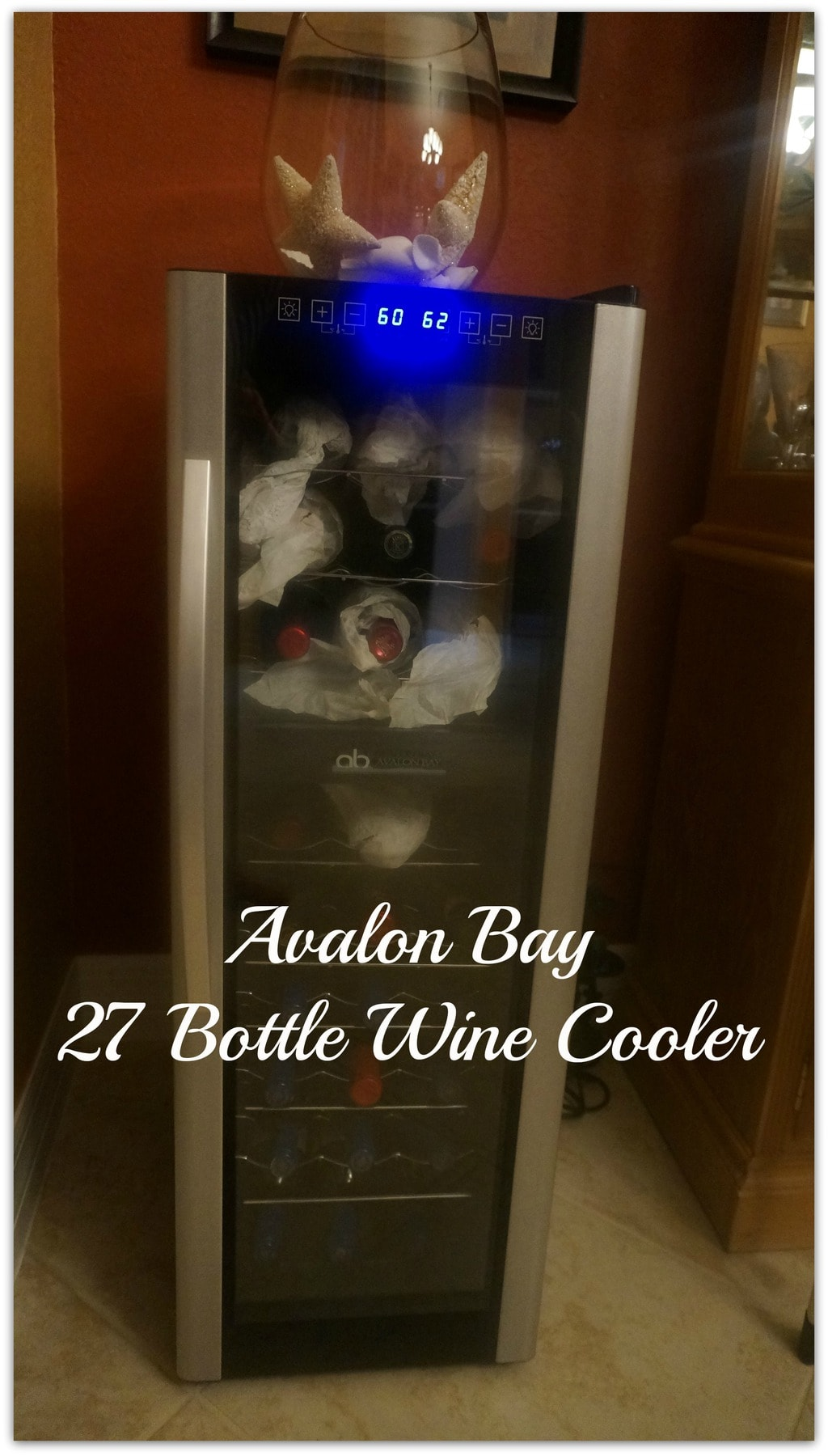 Avalon Bay wine cooler