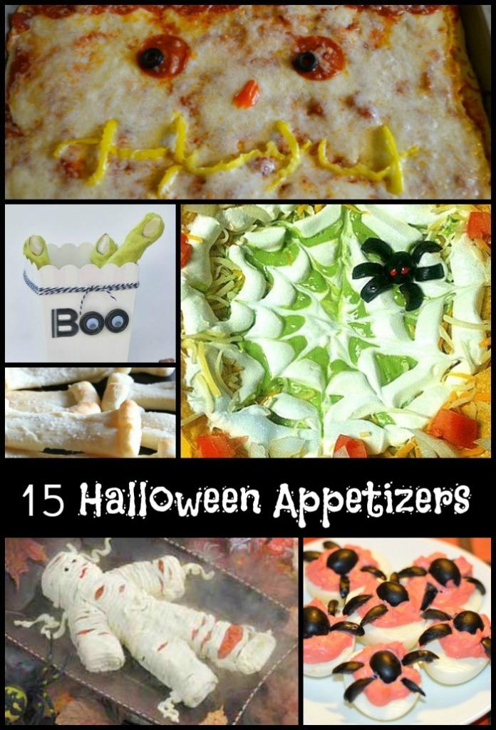 15 Spooktacular Halloween Appetizers Food Fun Faraway Places