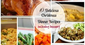 Looking for all your Christmas recipes in one place? We've got everything you need for dinner recipes, desserts, and sides! These easy dinner ideas are sure to make your life easier on Christmas day, so you can get out of the kitchen and enjoy your guests!