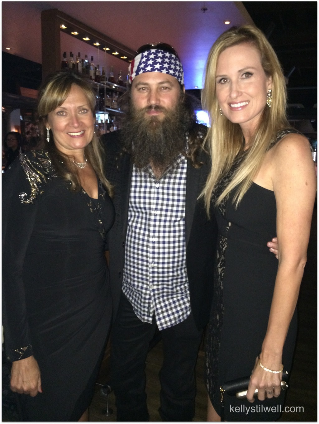 Dancing with the Stars Corie and Willie Robertson