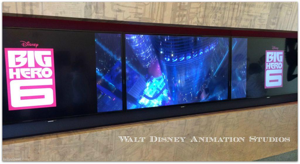 Walt Disney Animation Studios 1