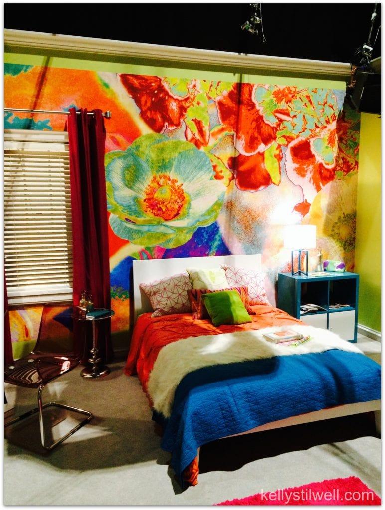 black-ish bedroom
