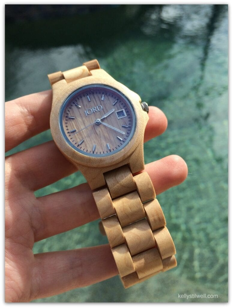 JORD watches are stunning! They make a timepiece that models modern lifestyles. Sustainable, efficient, simple, and influenced by experiential living. Jord owners don't just have somewhere to be, they have somewhere to go. We believe our watches tell more than time.
