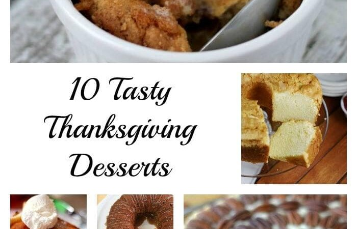 tasty thanksgiving recipes