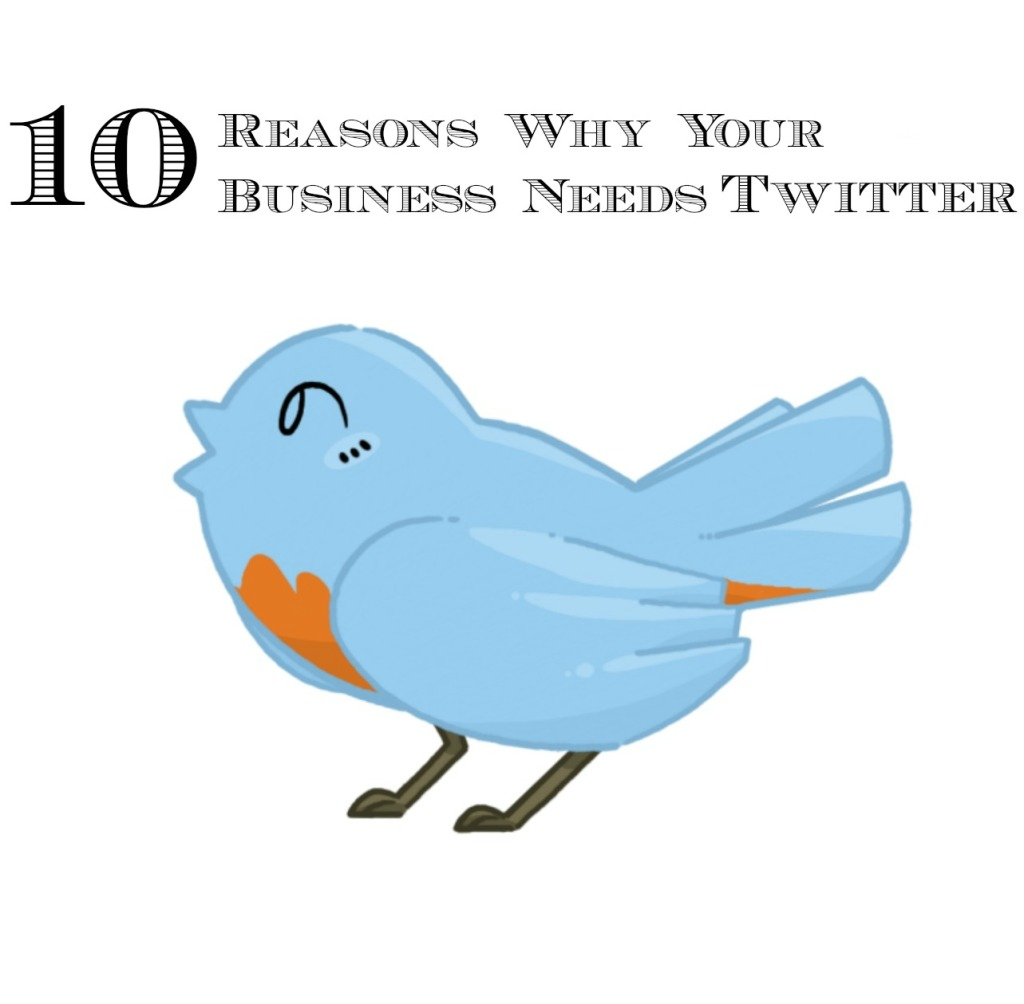 Do you have a Twitter account for your business? If not, you are missing out on a lot of free advertising. Why would you do that? Read my 10 Reasons Why Your Business Needs Twitter to learn more.