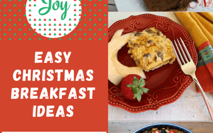 Who's ready for a handful of delicious Christmas breakfast ideas? When the holiday season is in full swing, you'll be glad you have these recipes!